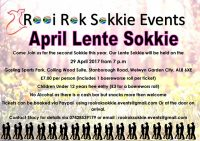 April Lente Sokkie - Hertfordshire UK