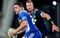 Kiwi centre Shaun Treeby starts for Stormers against the Hurricanes in Wellington