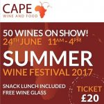Celebrate the Summer with the Summer Wine Festival, UK