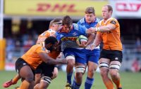 Eben to lead Stormers against the Crusaders in Christchurch