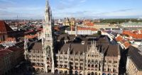 Fly to Munich, the capital of Bavaria and largest state in Germany