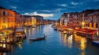 Fly to Venice also known as the charismatic city of love
