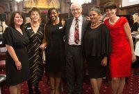 Gala dinner in the UK raises £125000 towards SA literacy programme