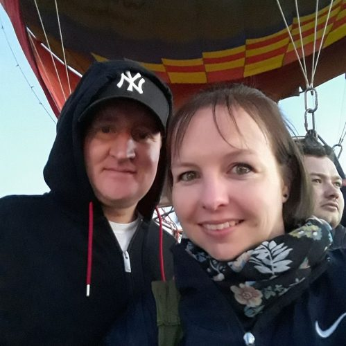 South African tourist killed in Egypt balloon crash