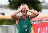 Henri Schoeman word gekroon as nuwe Statebond-kampioen in die driekamp