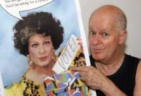 South African thespian, Pieter-Dirk Uys performs in London this May and June
