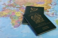 South-Africa is one of the poorest performing regions on the Henley Passport Index