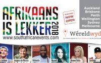 """Wêreldwyd bring """"Afrikaans is Lekker"""" na Australië en Nieu-Seeland"""