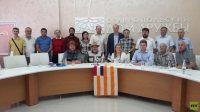Russian Delegation Boers