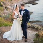 SA swimming champion marries Greek goddess