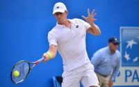 South African tennis player, Kevin Anderson beats Roger Federer In Wimbledon Quarter-Finals