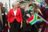 Britain supports South Africa's land reform programme