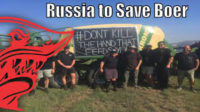 Russia wants to open its doors to SA's white farmers after ANC's announcement of land expropriation without compensation