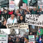 Hundreds Gather in New Zealand Against South Africa Land Grab From White Farmers