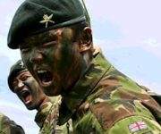 The British Army are recruiting: South Africans can now join the British Army without even living in the UK