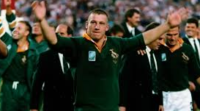 Former Springbok wing James Small died after suffering a heart attack